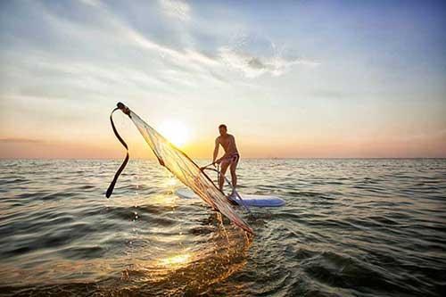 Corsi windsurf avanzati